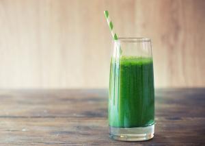 green juice photo